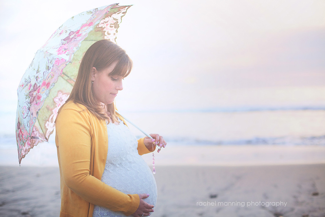 San Diego Maternity Photography Session:  Sims Family