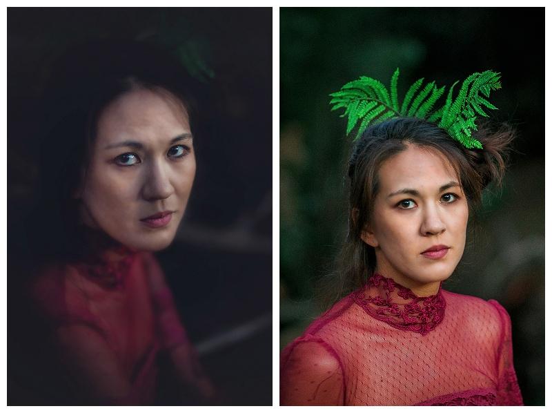 San Diego Portrait Photographer:  Creative Portraits