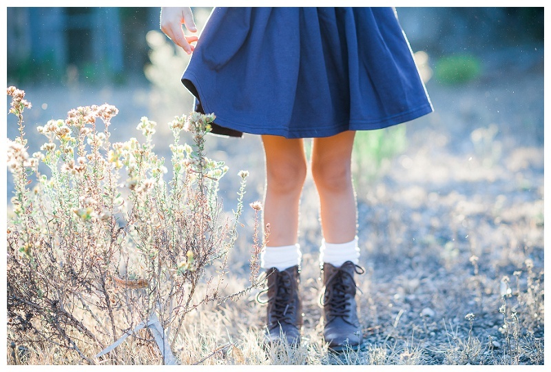 San Diego Portrait Photographer - Madeline-inspired back to school/Halloween Photo Session