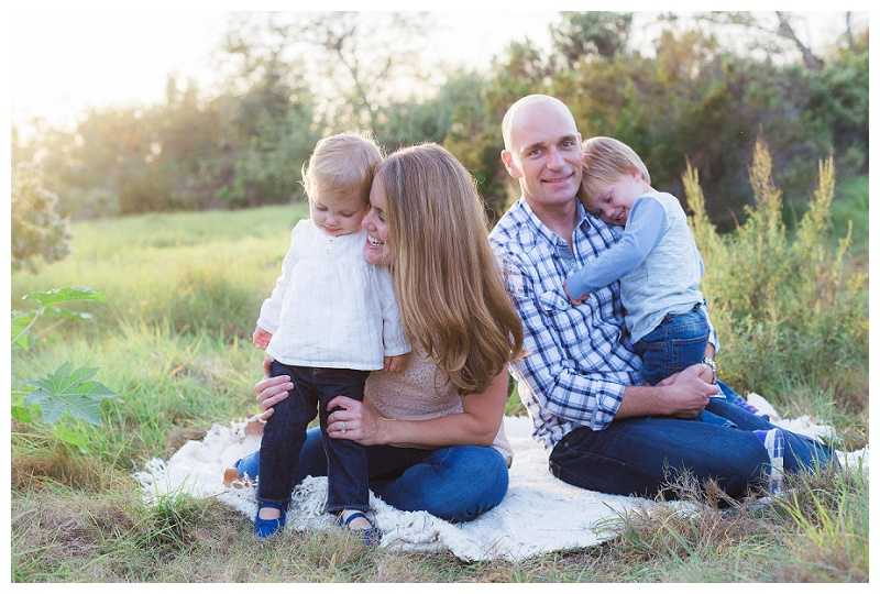 San Diego Family Photographer ~ Los Penasquitos Canyon Preserve Family Photo Session
