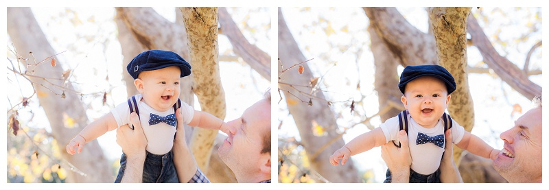 San Diego Family Photography ~ Fall Mini-Session at Marian Bear Nature Park