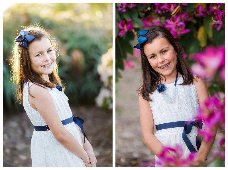 San Diego Family Lifestyle Photographer | Fun Family Photo Session at Presidio Park