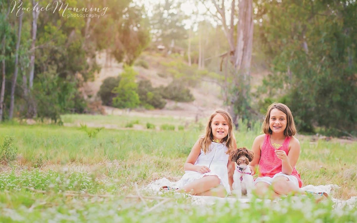 San Diego Family Lifestyle Portrait Photographer:  Family Session in Rancho Santa Fe