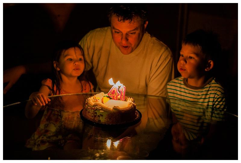 San Diego Family Photographer - Personal Work:  Joshua Tree Cabin Getaway