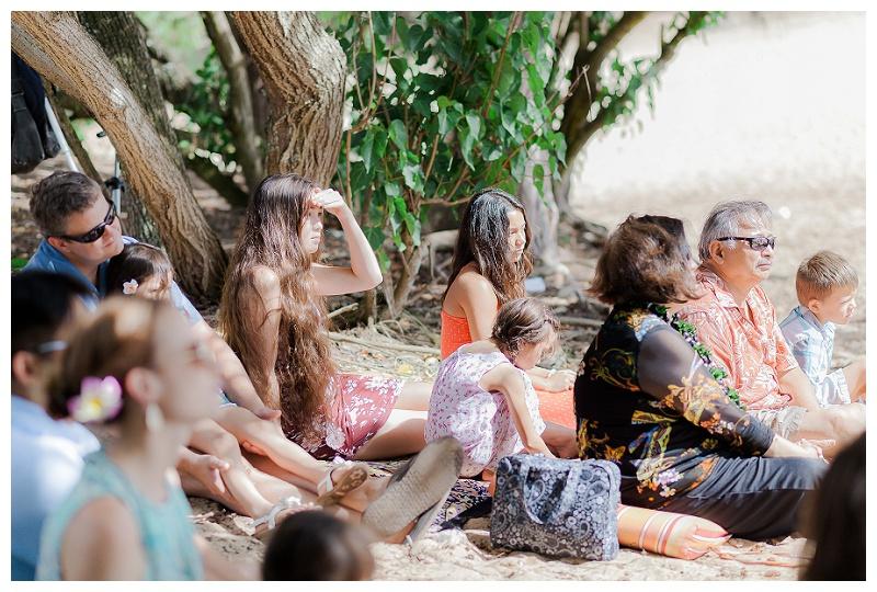 San Diego Portrait Photographer - Antuna Hawaiian Vow Renewal on Oahu