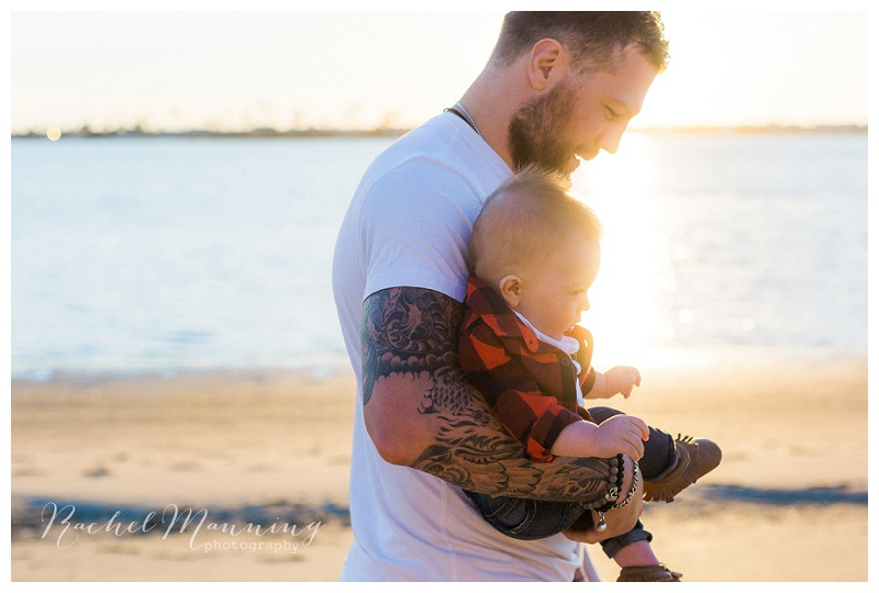 San Diego Family Photographer I McGrattan Family Session at Sail Bay - Pacific Beach